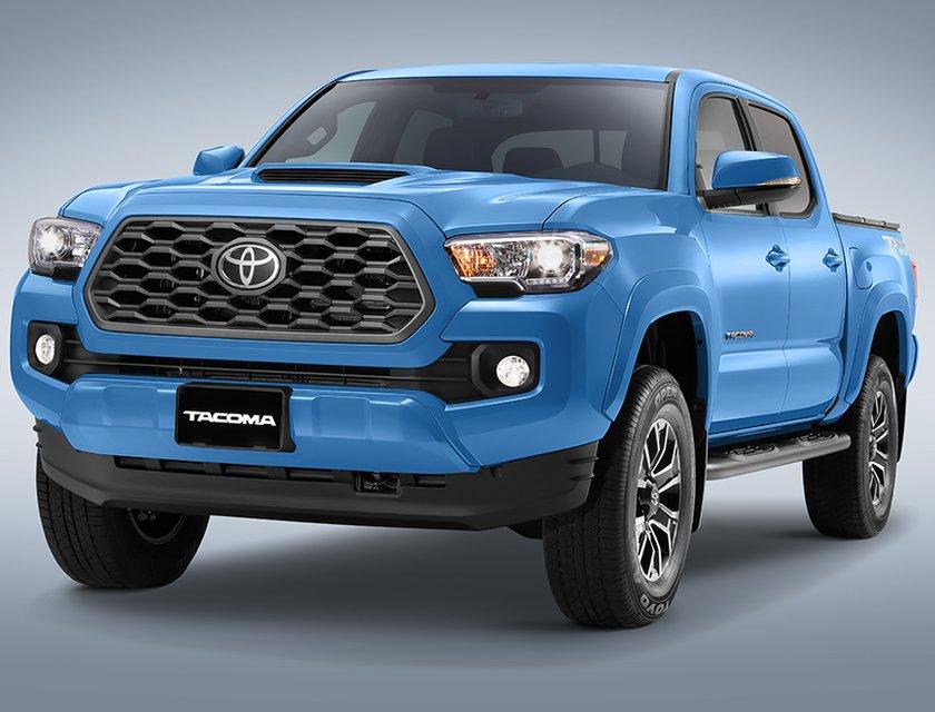 Top 5 pick up usadas más populares en Automexico en 2020 - Toyota Tacoma