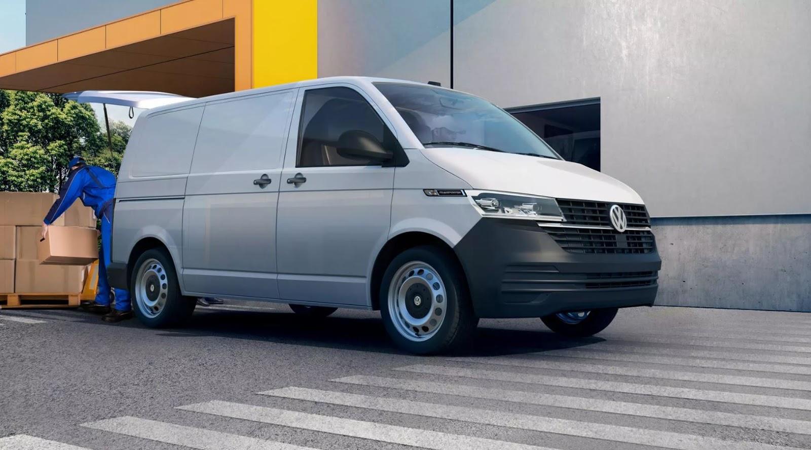 Volkswagen Transporter en venta 1