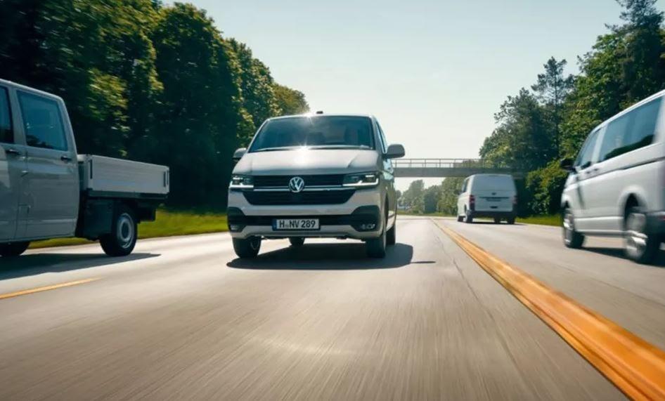 Volkswagen Transporter en venta 2