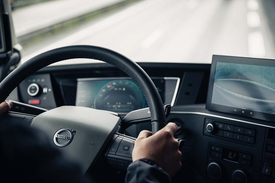 Volvo y Aurora se unen para desarrollar camiones autónomos