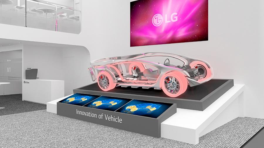 LG profundizará su participación en el sector de los autos eléctricos