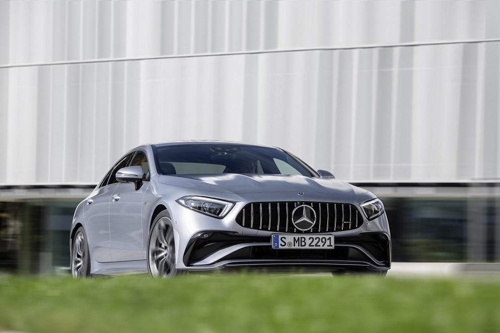 Mercedes-AMG CLS 53 4Matic + 2022