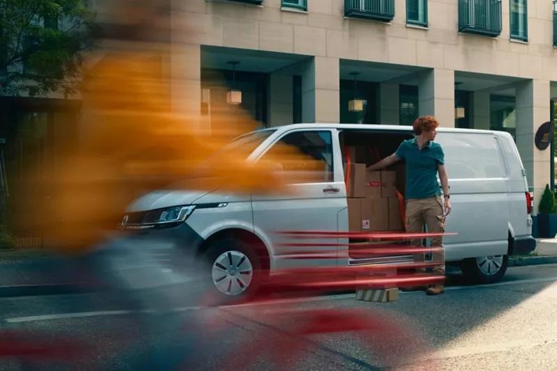 Volkswagen Transporter precio 2