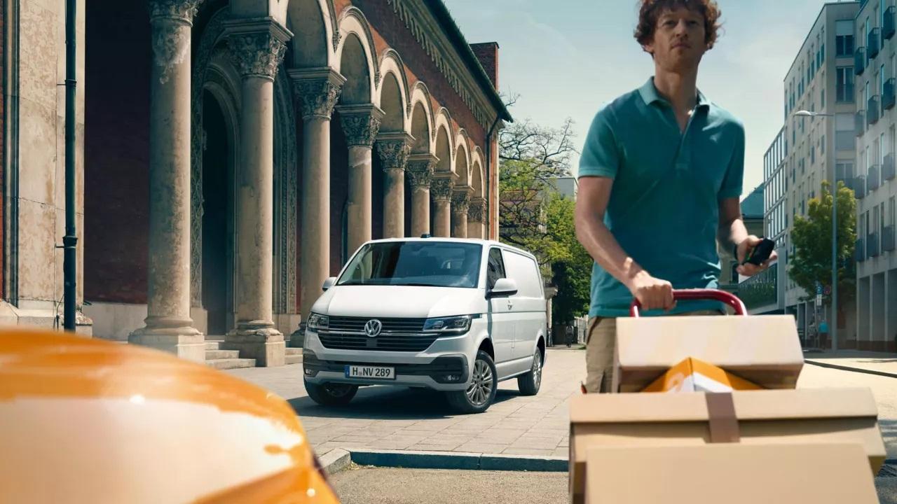 Volkswagen Transporter precio 6