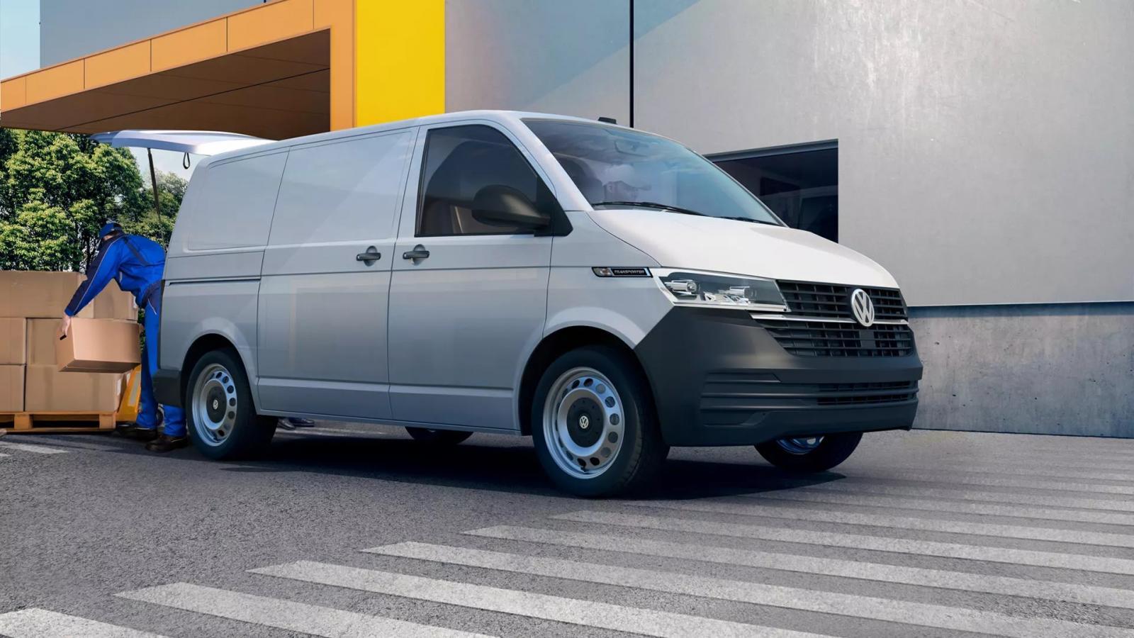 Volkswagen Transporter precio 7