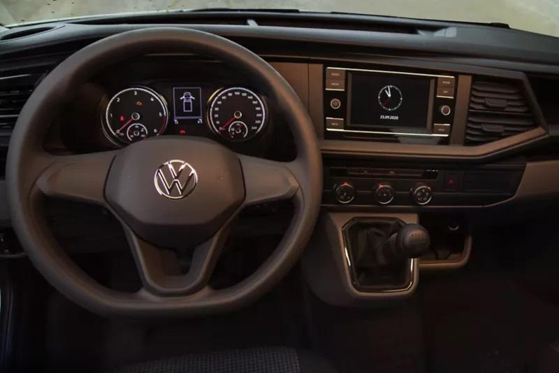 Volkswagen Transporter precio 5