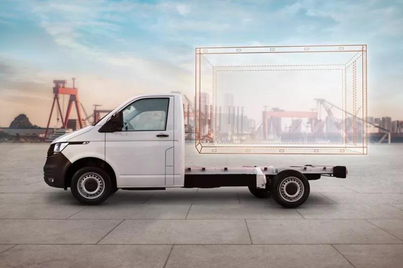 Volkswagen Transporter precio 1