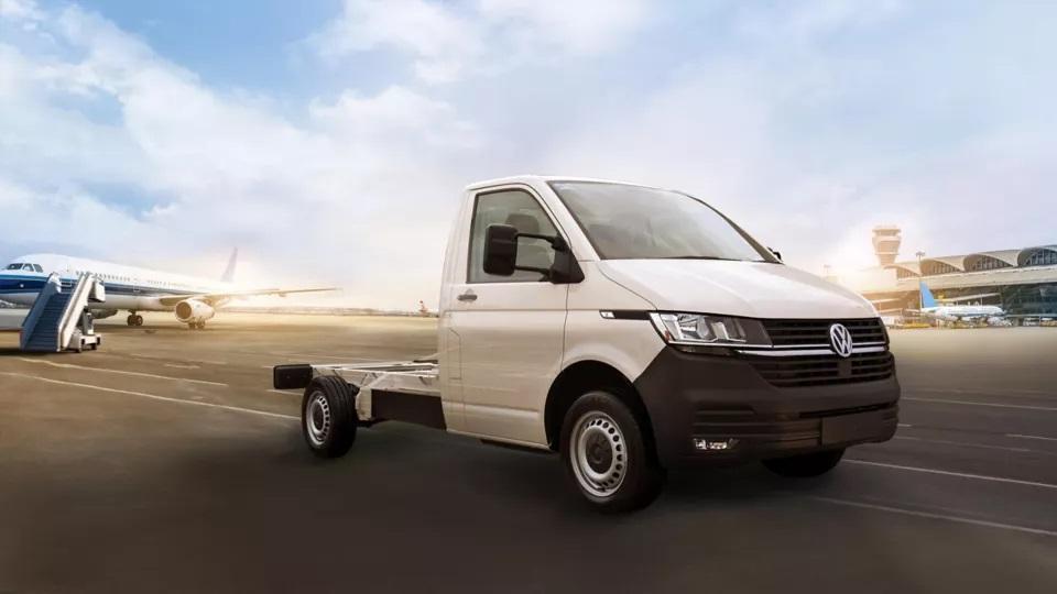 Volkswagen Transporter precio 3