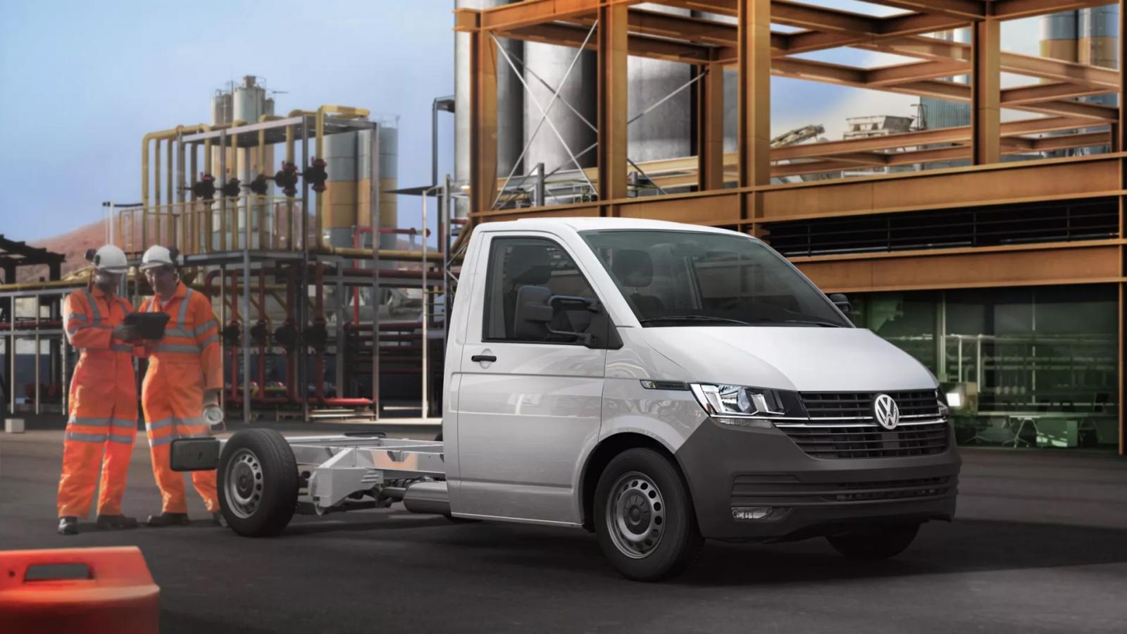 Volkswagen Transporter precio 9