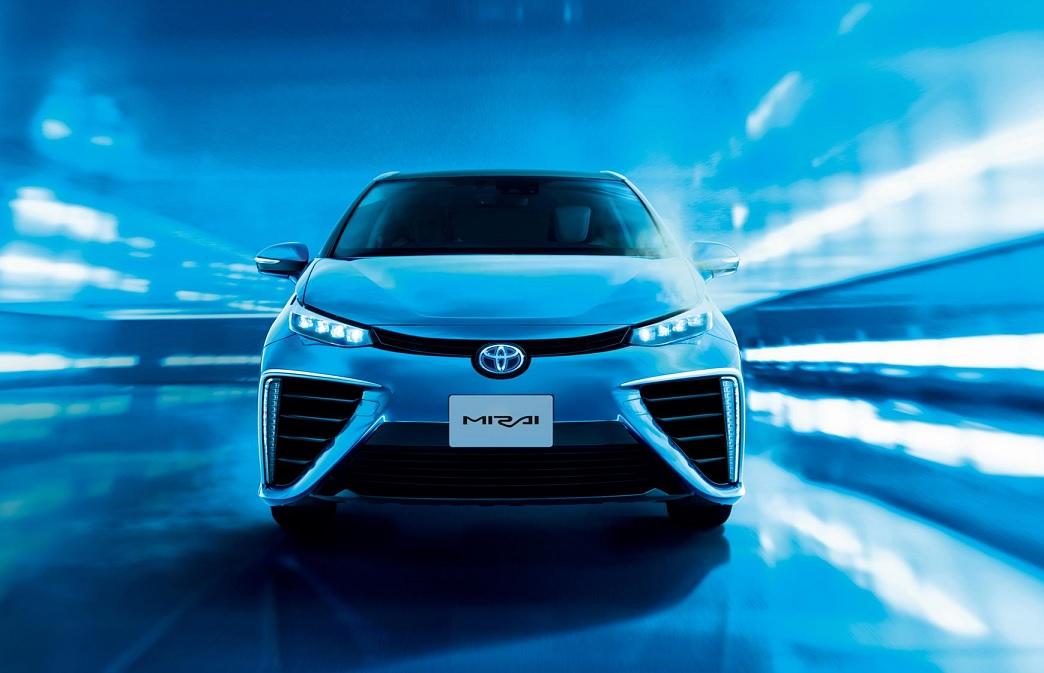 Toyota presentó la primera clínica móvil que funciona con hidrógeno
