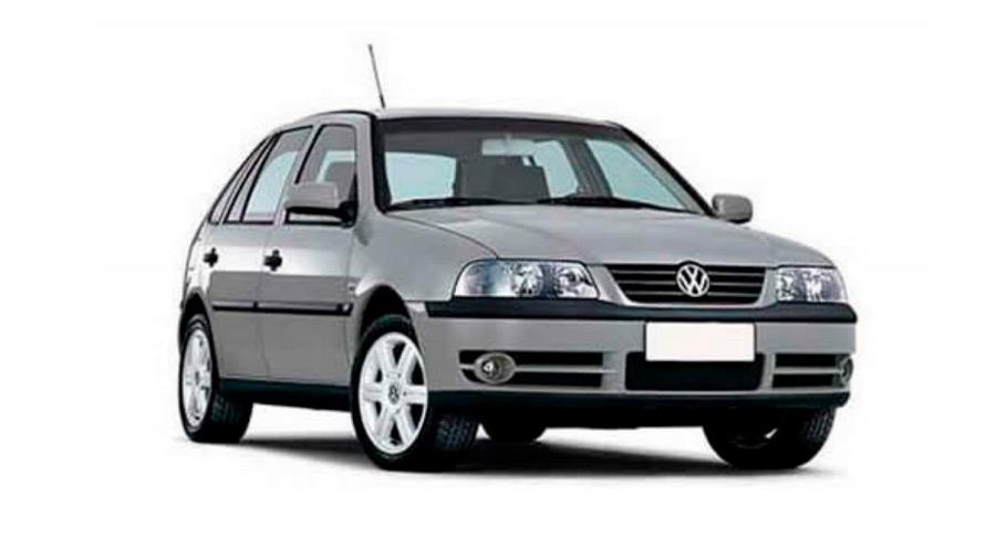 Hatchback usados - El Volkswagen Pointer gozó de buena popularidad entre las familias pequeñas