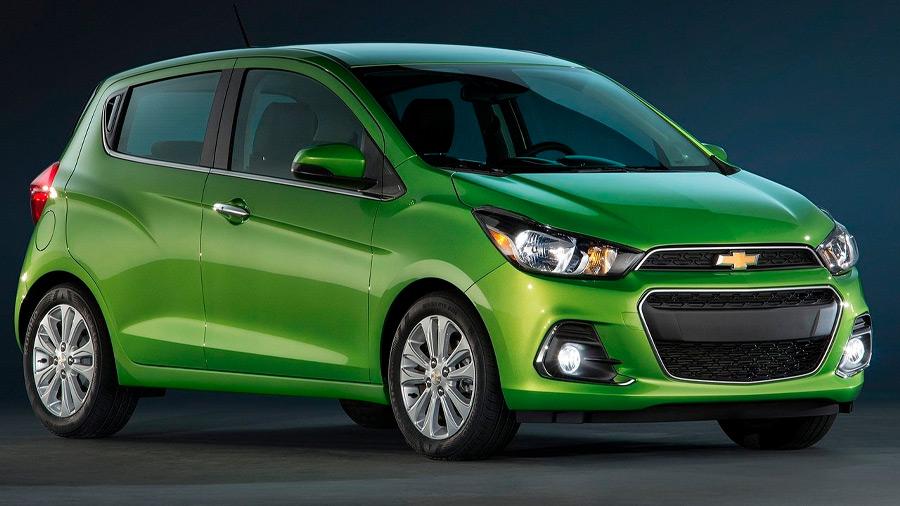 Hatchback usados - El Chevrolet Spark es un coche con un diseño urbano y juvenil