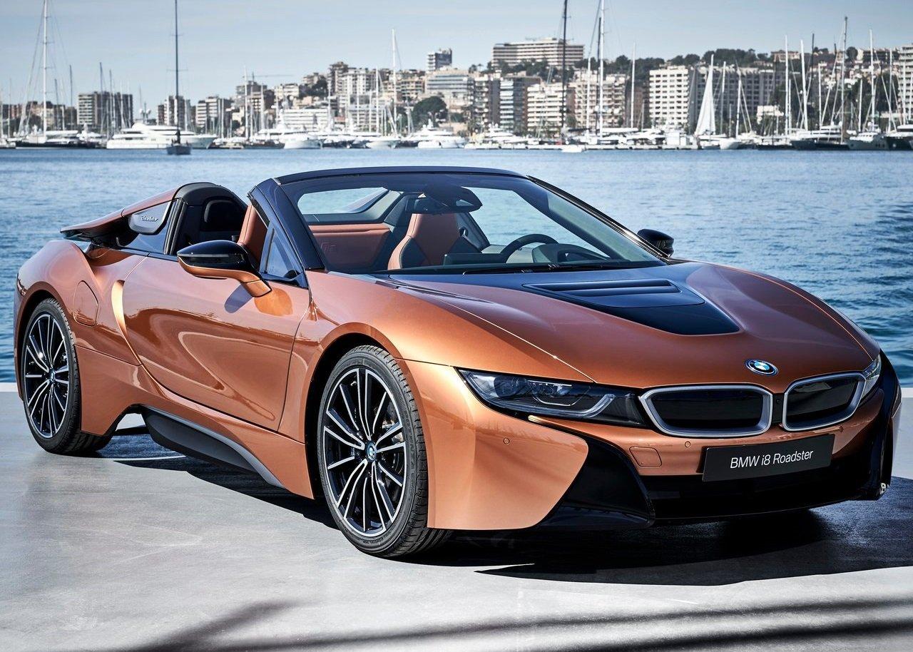 BMW i8 en venta 3