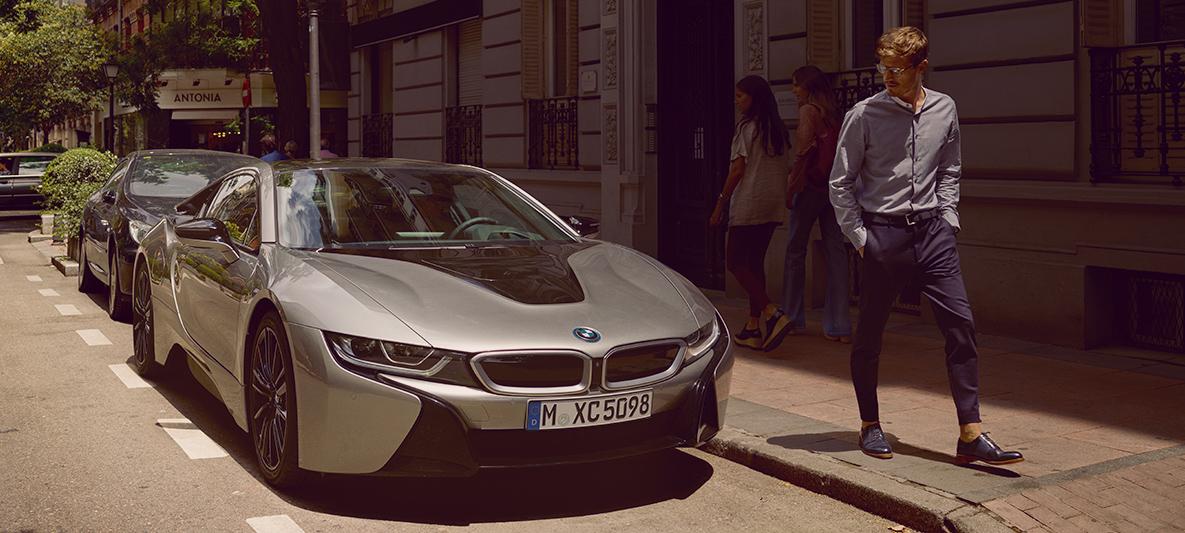 BMW i8 en venta 4