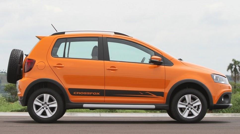 Volkswagen CrossFox en venta 1