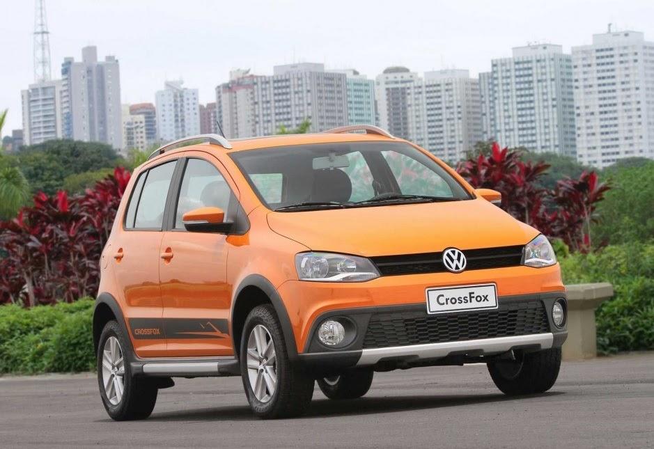 Volkswagen CrossFox en venta 2