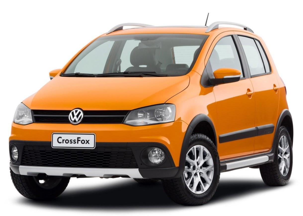 Volkswagen CrossFox en venta 3