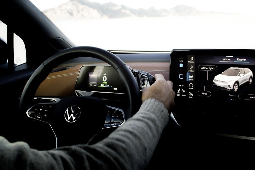 Video: ID. Light, el sistema de Volkswagen para comunicarse con los pasajeros