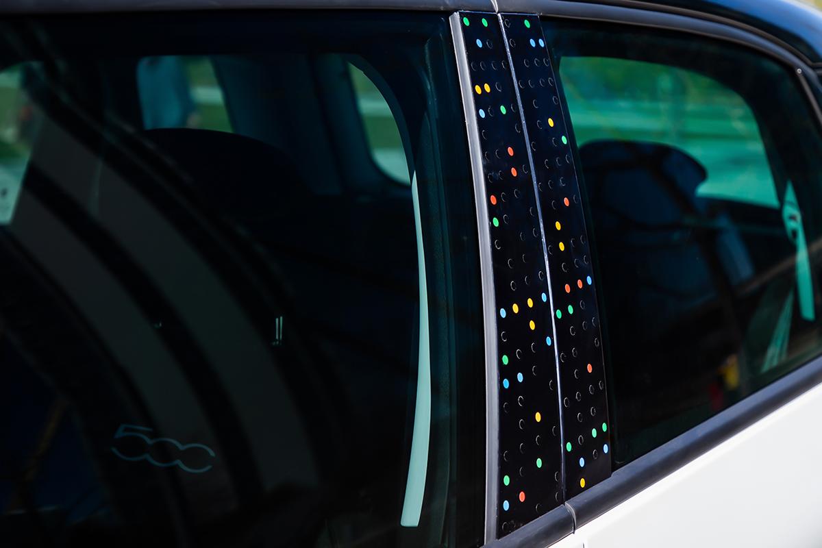 FIAT 500L Hey Google