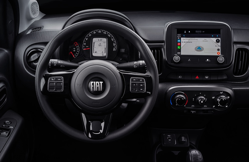 FIAT Mobi Trekking 2021 resena opiniones