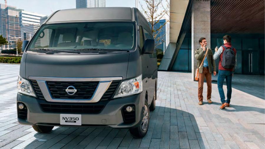 Es uno de los modelos más populares en el segmento de los vehículos comerciales