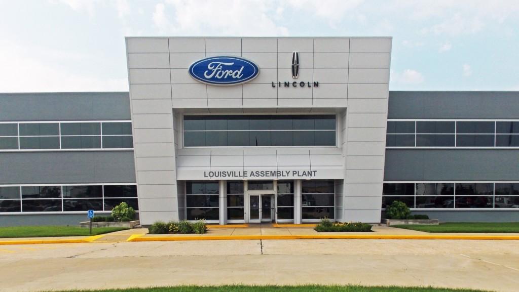 Ford planta de Kentucky