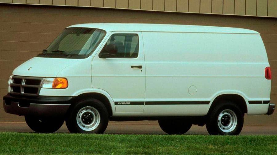 Dodge Ram Van en venta 1
