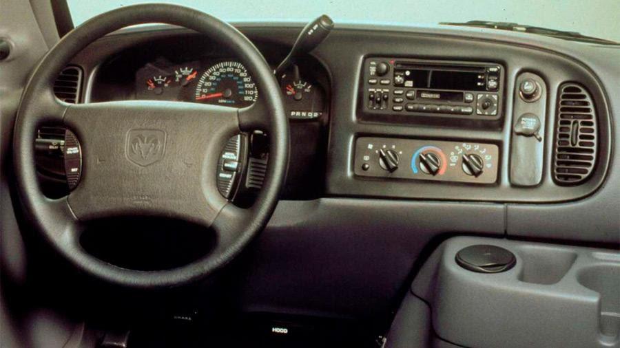Dodge Ram Van en venta 2