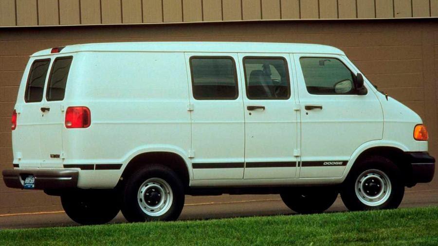 Dodge Ram Van en venta 3