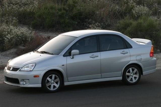 Suzuki Aerio en venta 1