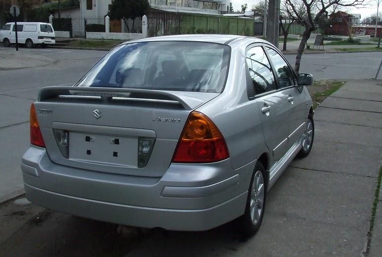 Suzuki Aerio en venta 3