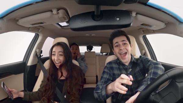 Video: Lexus hace que te olvides de enviar mensajes mientras conduces