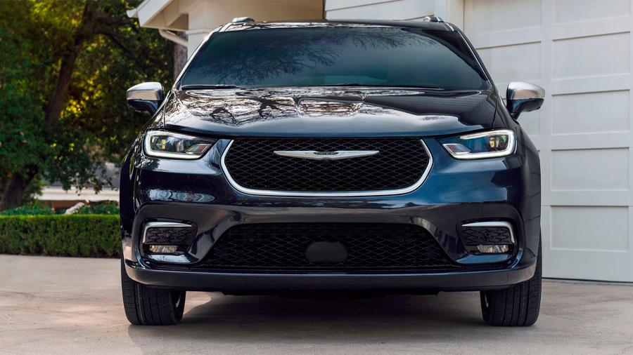 Chrysler Pacifica precio 2