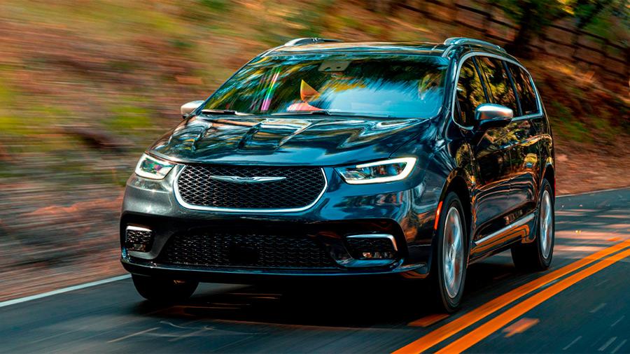 Chrysler Pacifica precio 1