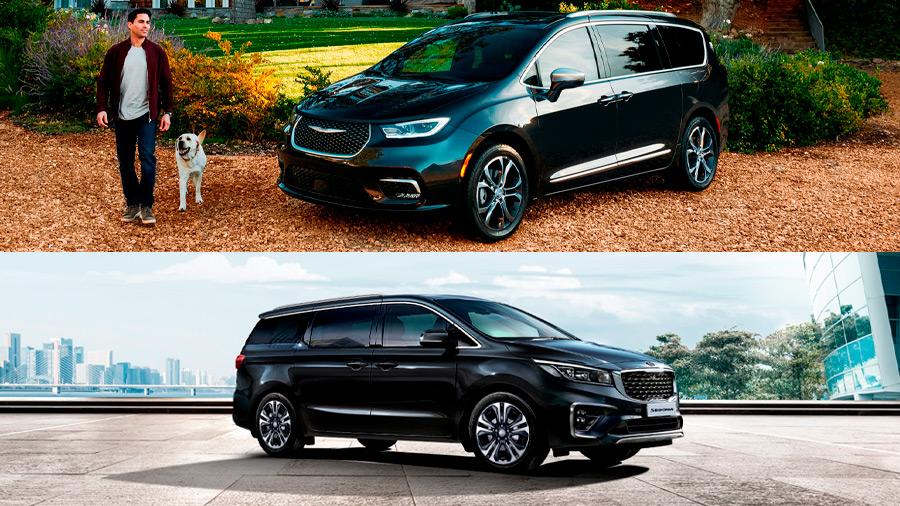Chrysler Pacifica precio 6