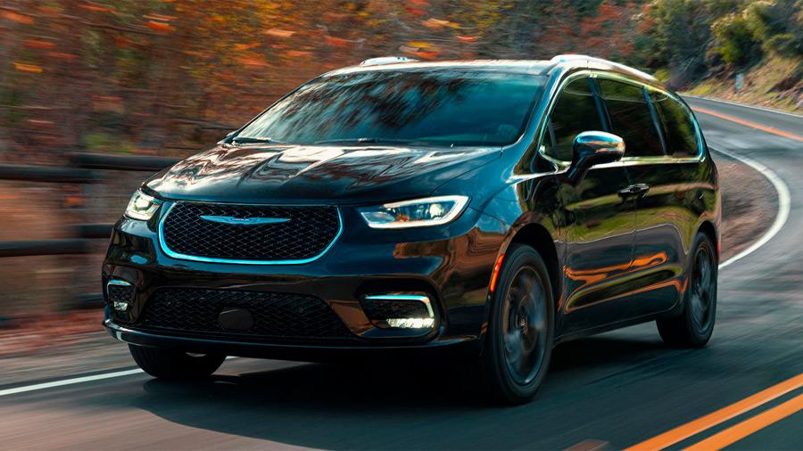 Chrysler Pacifica precio 5
