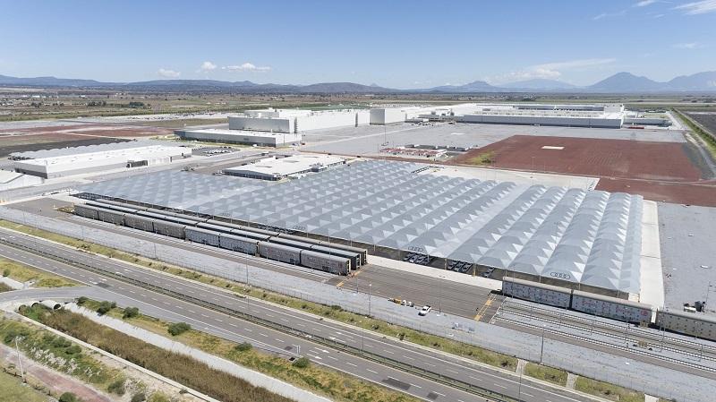 Planta San José Chiapa, Audi