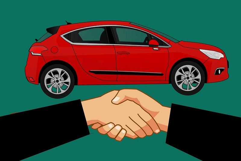 Rentar un auto 1