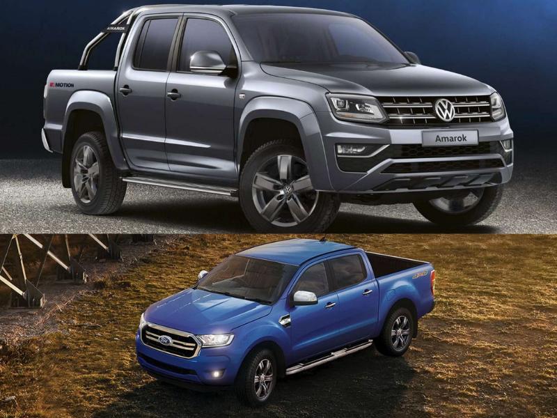 Volkswagen Amarok precio 2