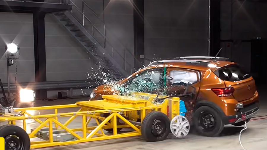 Ni la Renault Sandero Stepway, ni el Renault Logan salieron con buenos resultados