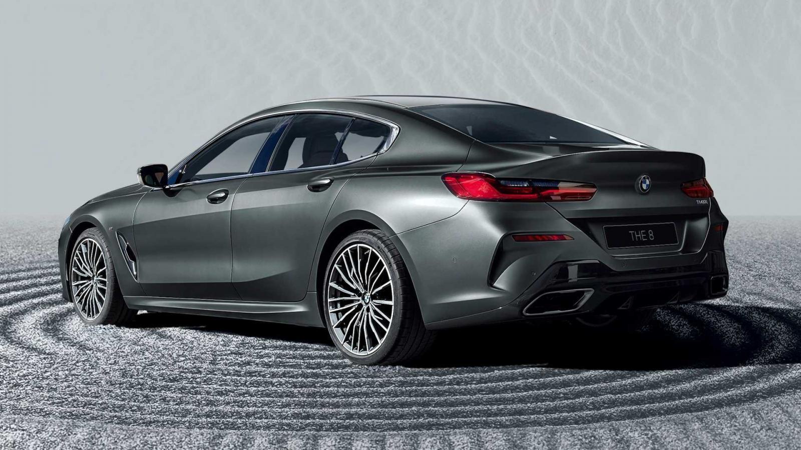 BMW Serie 8 Gran Coupé Collector ́s Edition