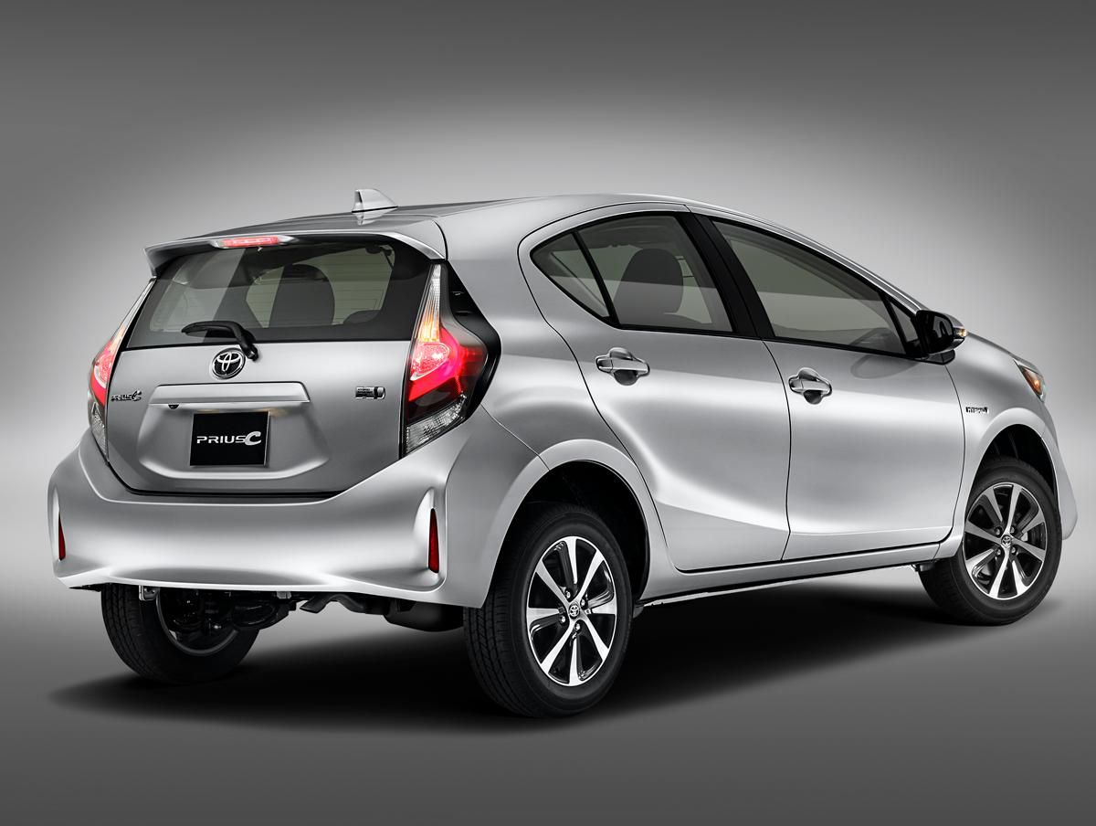 Cómo funciona un auto híbrido 4 - Toyota Prius C