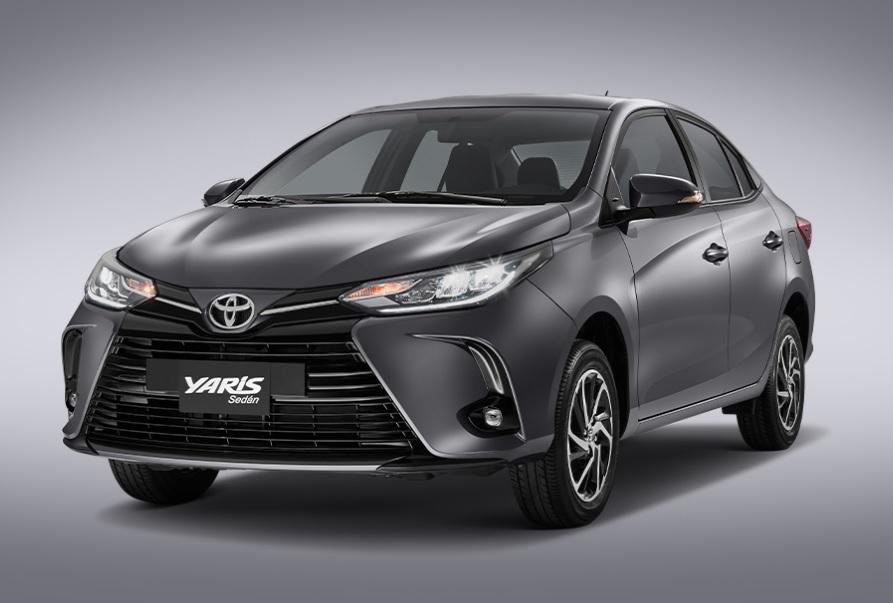 Comparativa: Toyota Yaris Sedán S CVT 2021 vs Volkswagen Virtus Tiptronic 2021