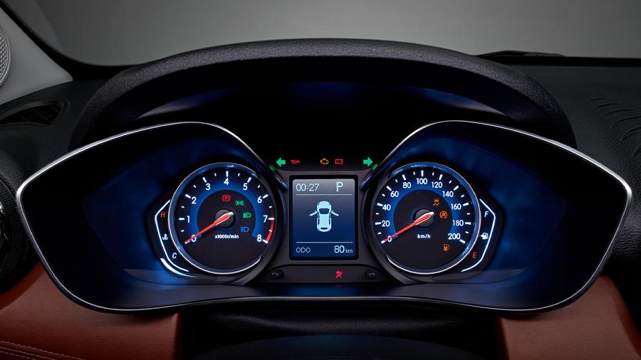 La conducción está orientada a maximizar el rendimiento del combustible