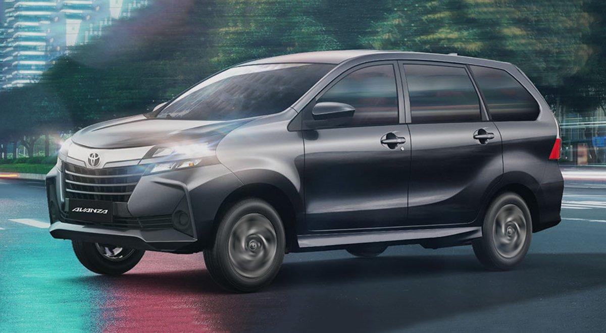 Toyota Avanza 5