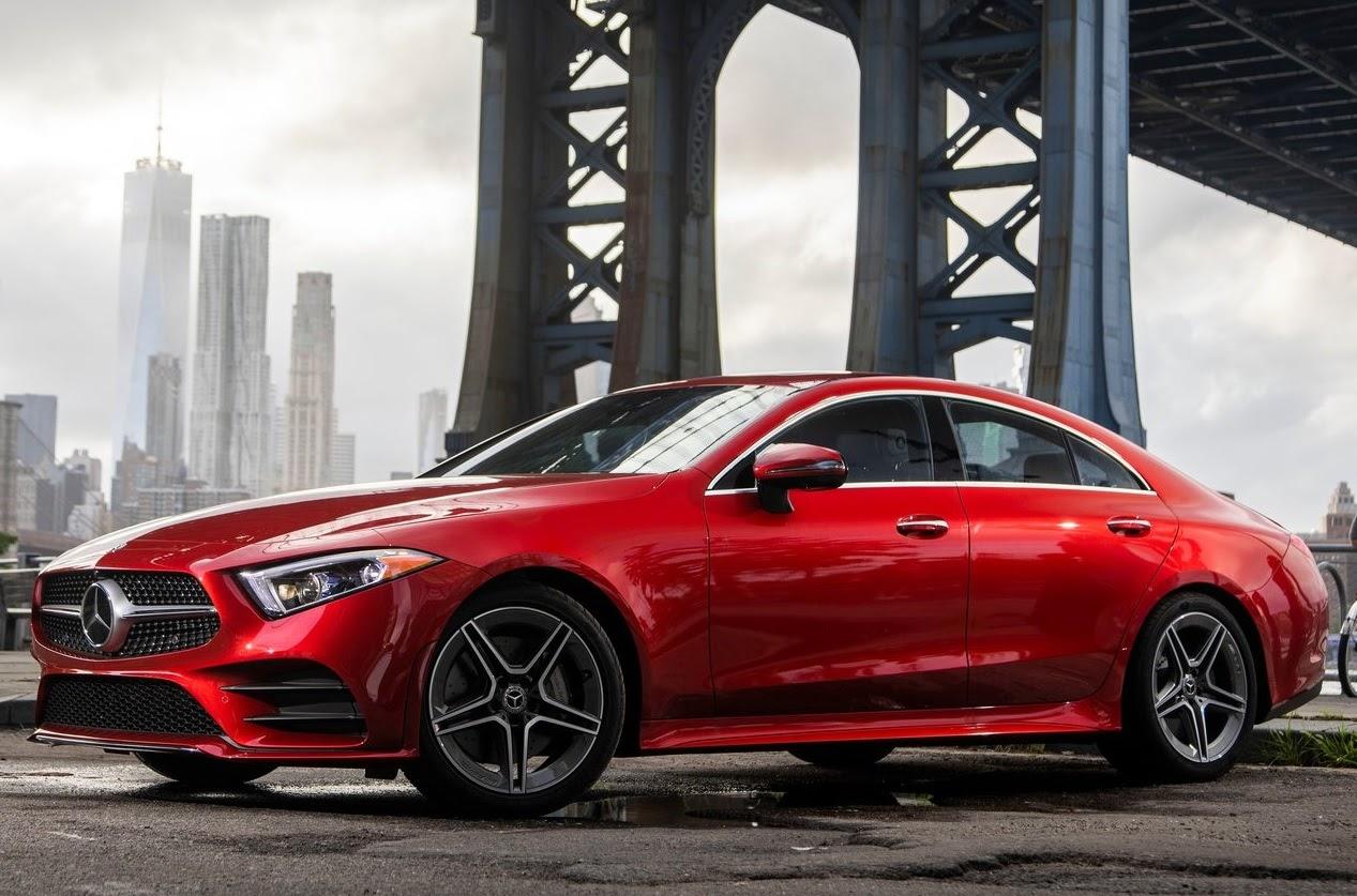 Mercedes-Benz Clase CLS en venta 1