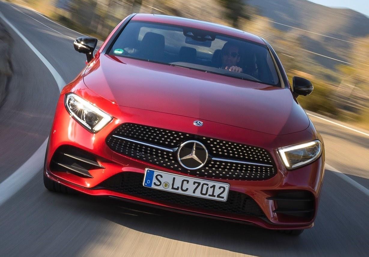 Mercedes-Benz Clase CLS en venta 2