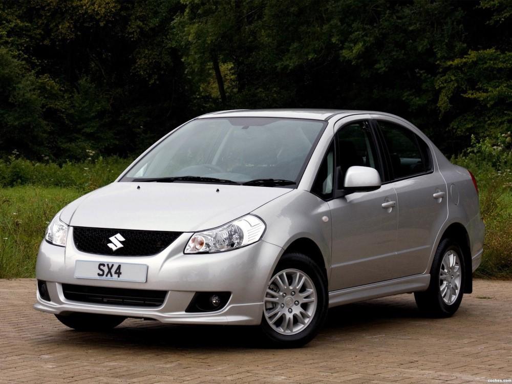 Suzuki SX4 en venta 1