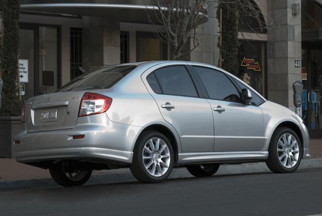 Suzuki SX4 en venta 2