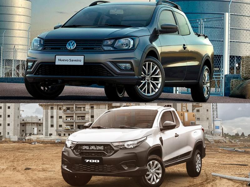 Volkswagen Saveiro precio 7